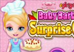 Bébé Barbie Cake Surprise