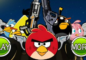 Angry Birds Ultimate Lahing