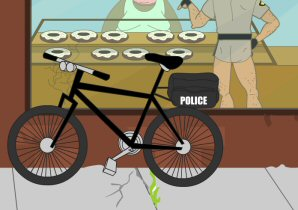 Petty Theft Bicycle