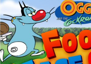Oggy Food Face Off